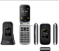 New design popular senior mobile phone with big button/loud speaker