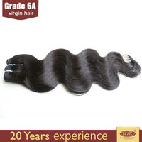Can you perm and dye wholesale brazilian human hair extension