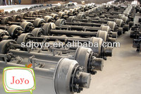 Farm trailer axles with new year big discount, truck trailer axles