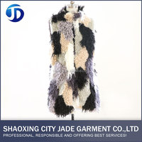 Wholesale Luxurious Fashion Winter Custom Faux Fur Coats
