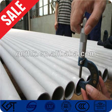 China Top supplier good price hydrostatic test past ansi 304l stainless steel tube
