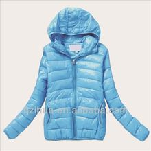 Girls and young women light weight jackets