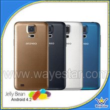 4 inch Dual Core MT6572 3G 850 1900 MHz Frequency Android Phone Colors