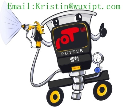 for exterior use electric driven Piston Pump sprayer