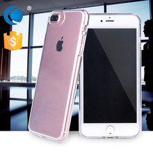 Seamless elegant customized transparent soft cover TPU mobile phone case