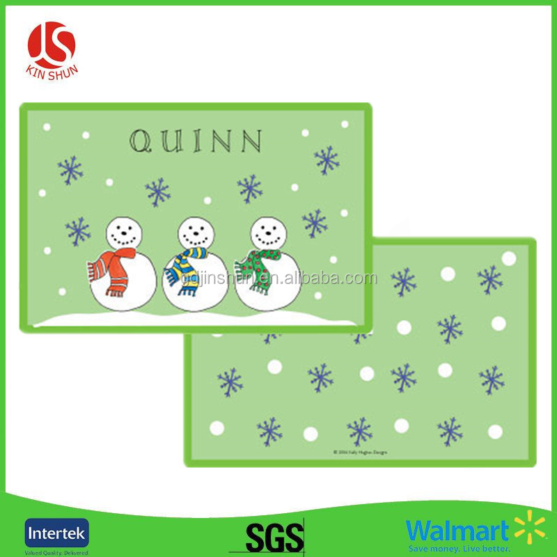 Goodlooking Wholesale Custom disposable placemats kids