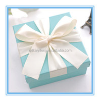 packaging jewelry cardboard gift boxes
