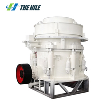 High efficient limestone mining hydraulic cone crusher plant for sale