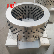 stainless steel chicken feather cleaning machine / poultry slaughter use chicken plucker