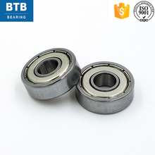 Low Noise High Strength 608Z Deep Groove Ball Bearing