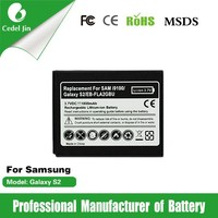 1650mah battery quad core smartphone for Samsung Galaxy I9100