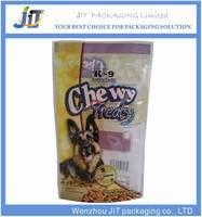 Direct Manufacturer customized printed pet food bag
