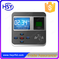 HSY-F211 RS485 TCP/IP USB port chip card reader time attendance and access control system