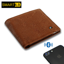 SMARTLB 2017 hot selling carbon fiber wallet