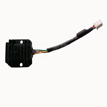 Four wires motorcycle voltage rectifier for thai Honda