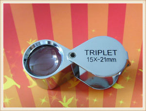 10x diamond magnifier
