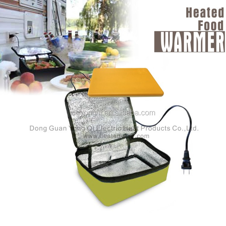 Mini Personal Portable Oven type Food Warmer