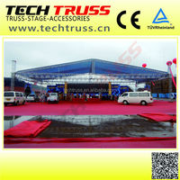 Heavy Duty Big Concert Stage Roof Truss System For Sale