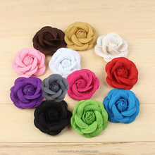 Cheap non-woven flower brooch corsage for women cloth decoration BRL0395