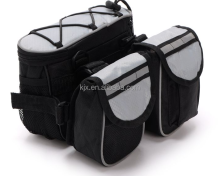 Waterproof Mutifunctions Bicycle Front Frame Tube Saddle Bag Since 1997