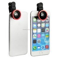 High quality mobile phone Universal clip 0.4x super wide angle lens for iPhone 4 5 6 plus HTC Samsung Xiaomi Nokia,100pcs/lot