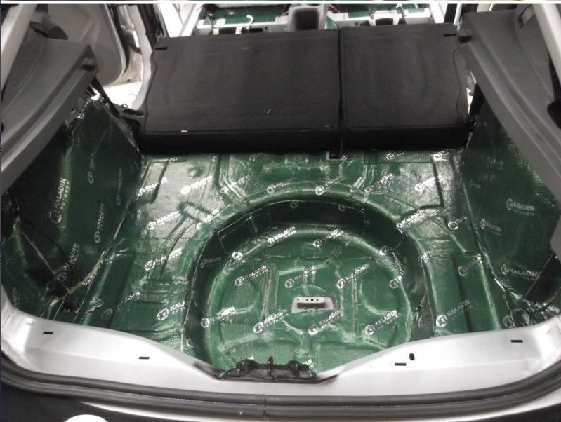 High quality butyl sound deadening car noise reduction