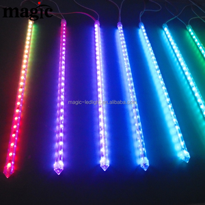 DMX Control LED RGB meteor light