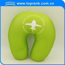 alibaba trade assurance new design neck pillow stuffed soft micro beans