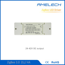 max 25w 700ma 2.4g wireless zigbee ha light link zll cct dimmable led driver