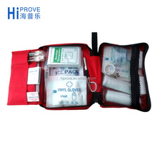 China Travel Home Camping Car Medical First Aid Kit (FAK-1002)