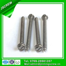 DIN912 M6 din 7976 tapping screws for Alumninum