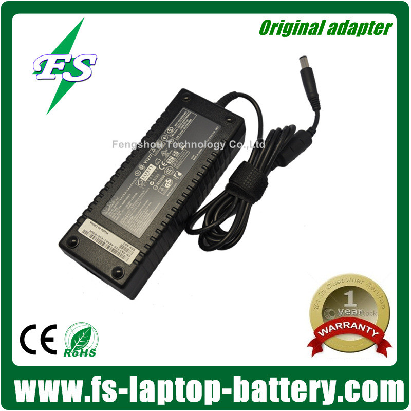 Genuine&replacement 19.5v 6.7A 130W adapter fit for DELL laptop with 7.4*5.0mm connector-with pin SLIM
