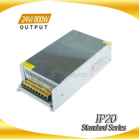 Single output constant voltage 24v 30a dc power supply factory wholesale with CE ROSH approved