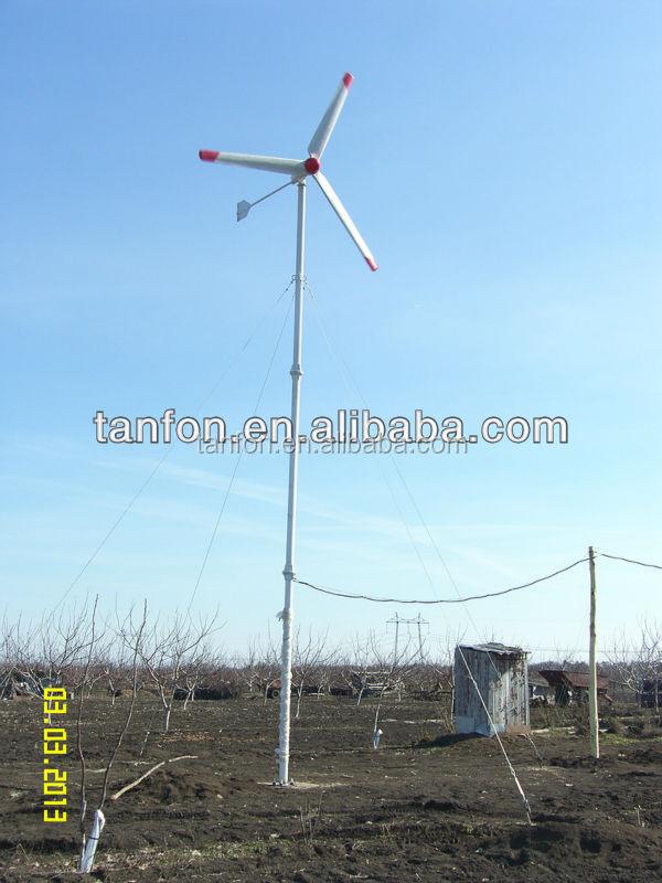 hersteller windkraftanlage 2kw 3kw 5kw windgenerator 10kw. Black Bedroom Furniture Sets. Home Design Ideas