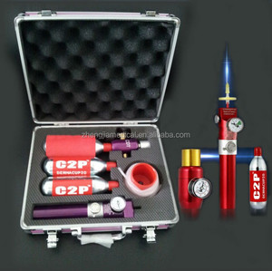 portable CDT CO2 Carboxy therapy /medical C2P cartridges carboxytherapy