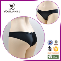 seamless bow black sex OEM service latest design sexy hot japan girl best underwear panty pic