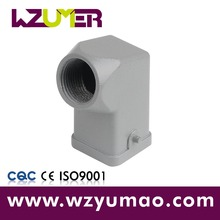 WZUMER HA003 series 3 pin female male waterproof Heavy Duty connectors wire termination connectors plug