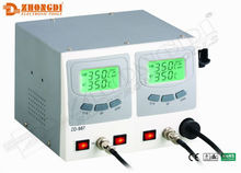 110-130V/220-240V High quality Soldering Desoldering Station in digital of Ningbo ZD