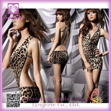 Individual trendy popular high quality skeleton lingerie