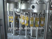 line production soft drink