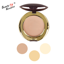 waterproof good quality makeup press compact powder case wholesale