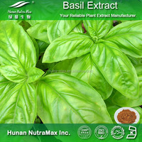 Natural Free Sample Health Food and Beverage Additive Ram Tulsi Extract Basil Extract Powder
