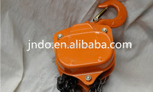 high-quality steel stainless steel 250kg chain block