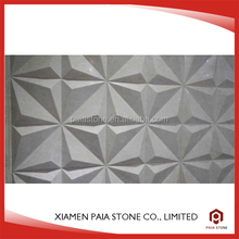 China competitive price natural stone decorative outdoor stone square pillar designs