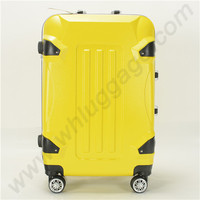 New Design PC Aluminum Spinner Luggage