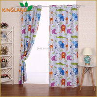 Cartoon curtain for Children room Kid's design Blackout curtains