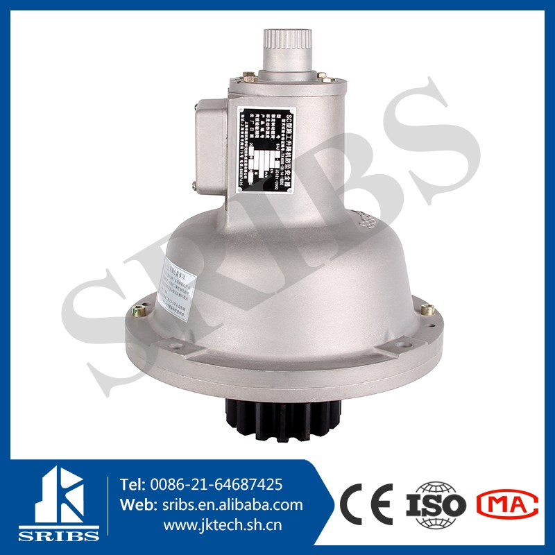 SRIBS SAJ50-1.4 anti fall safety device for construction elevator