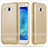 Fashion Glitter TPU PC Back Case Cover for Samsung Galaxy j5 2016, Bumper Case for Samsung Galaxy j5