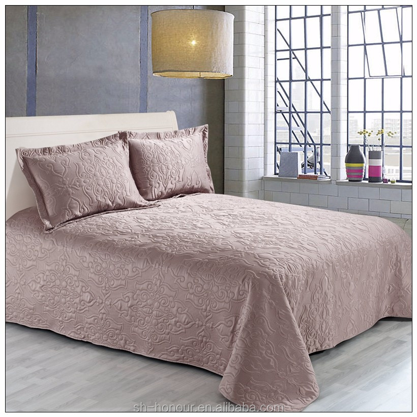 campbell 3pcs stoned washed bedding set