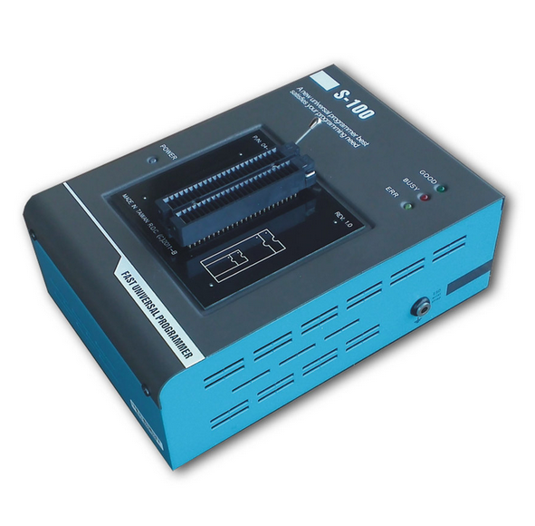 S100 programmer S-100 programmer Supports 80,000 kinds of IC